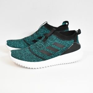 NEW Adidas Ultimafusion Running Teal Black Wom 9.5